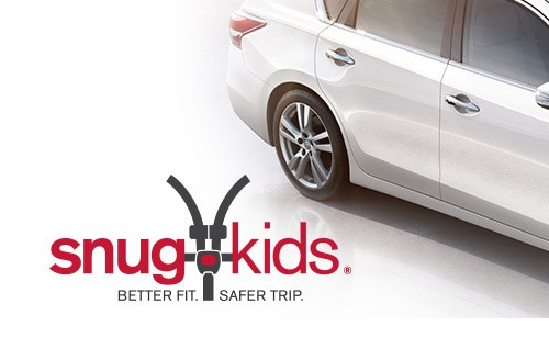 Snug Kids Safety Installation Milton Nissan Ontario